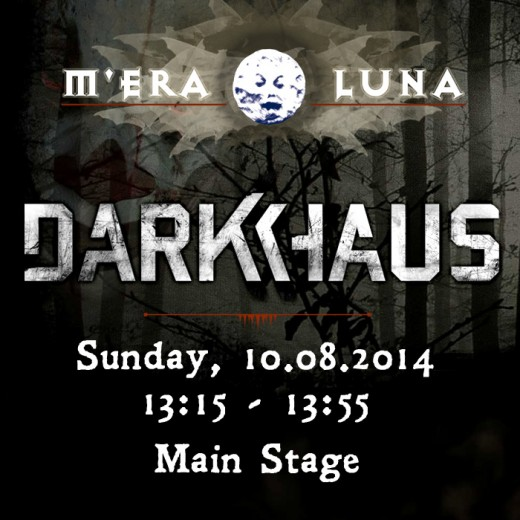 DARKHAUS - M'era Luna Main Stage 2014