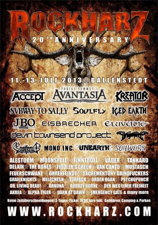 RockHarz-2013