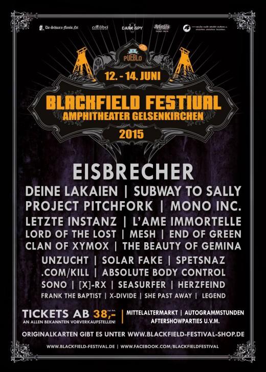 Blackfield 2015